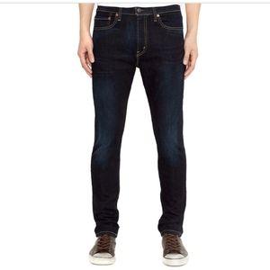 NWOT Levi's 510 Men's Super Skinny Jeans